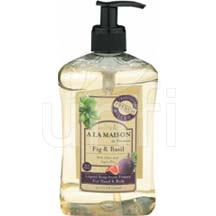 A La Maison French Liquid Soap Fig & Basil 16.9 Fluid oz