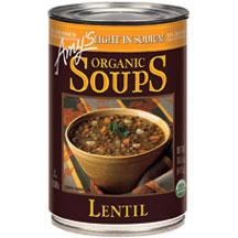 Lentil Soup - Light Sodium