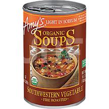 Southwestern Vegetable Soup - Light Sodium