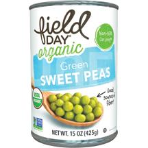 100% Green Sweet Peas