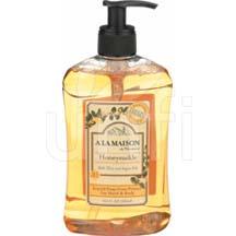 A La Maison French Liq Soap Honeysuckle 16.9 Fz